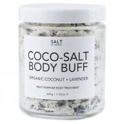 SALT BY HENDRIX Body Buff - Coco-Salt 200g