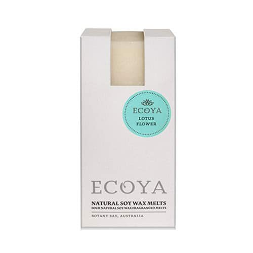Ecoya Fragranced Soy Melts - Lotus Flower by Ecoya