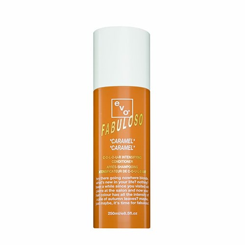 evo fabuloso caramel colour intensifying conditioner by evo