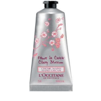 L'Occitane Cherry Blossom Petal-Soft Hand Cream 75ml