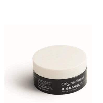 O&M K-Gravel Texture Clay - 25g