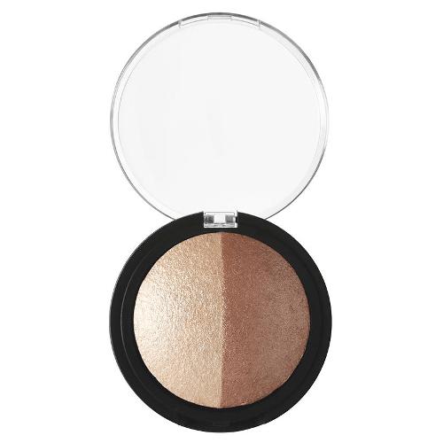 elf Baked Highlighter & Bronzer - Bronzed Glow by elf Cosmetics