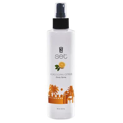 NP Set Body Spray-Moroccan Citrus