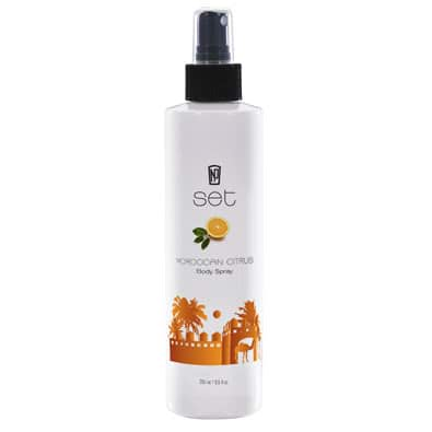NP Set Body Spray-Moroccan Citrus
