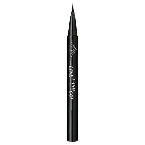 MODELROCK - LINE - LASH - GO ! 2-IN-1 Adhesive Eyeliner Glue Pen - BLACK by MODELROCK