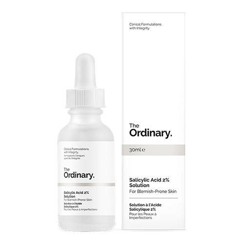 The Ordinary Salicylic Acid 2 Solution 30ml Free Post