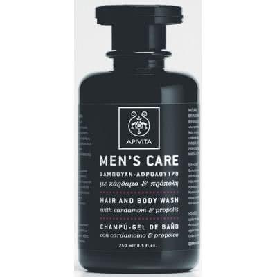APIVITA Men's Care Hair And Body Wash by APIVITA