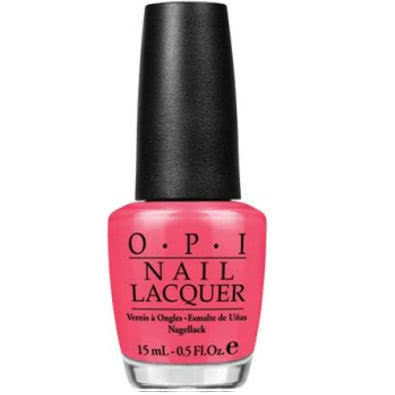 OPI Euro Centrale Nail Polish Collection-Suzi's Hungary Again!