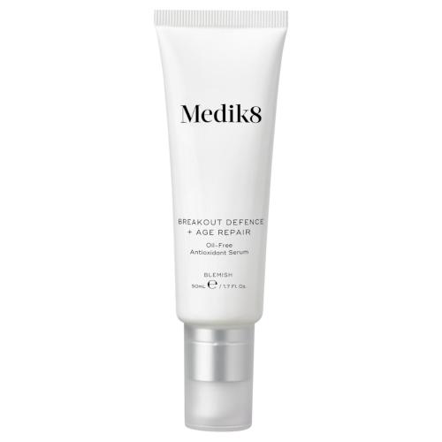 Medik8 Breakout Defence + Age Repair Oil-Free Antioxidant Serum 50ml