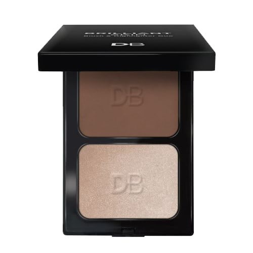 Designer Brands Brilliant Skin Bronzer and Illuminator Duo by Designer Brands