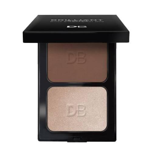 Designer Brands Brilliant Skin Bronzer and Illuminator Duo