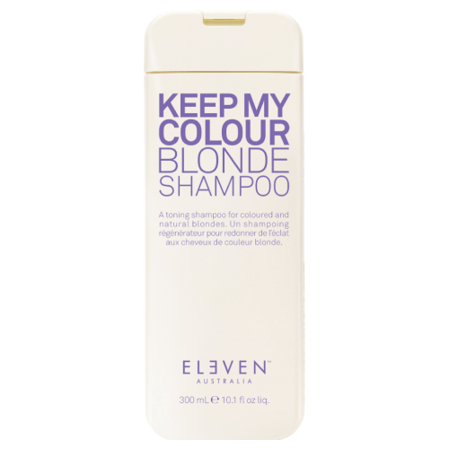 ELEVEN Keep My Colour Blonde Shampoo  by ELEVEN Australia