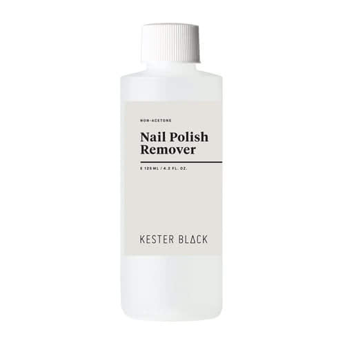 Kester Black Nail Care - Nail Polish Remover
