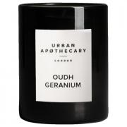 Urban Apothecary Oudh Geranium Candle 70g