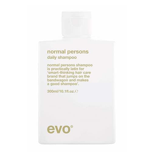 evo normal persons shampoo by evo
