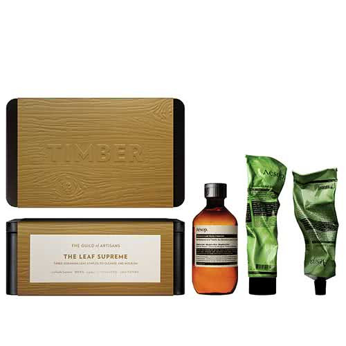Aesop The Leaf Supreme Gift Set by Aesop
