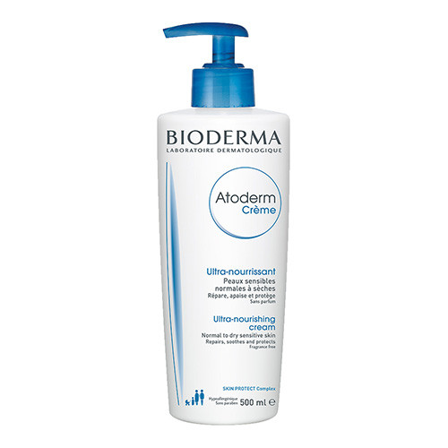 Bioderma Atoderm Nourishing Cream 500ml Pump