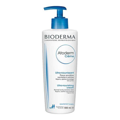 Bioderma Atoderm Ultra-Nourishing Cream Pump 500ml by Bioderma