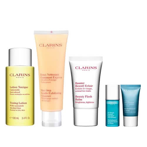 Clarins Hydrating Set 2014 by Clarins
