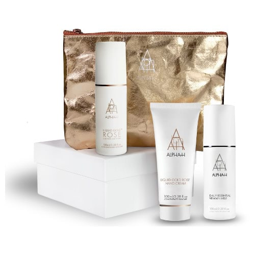 Alpha-H Liquid Gold Rose Luxe Collection by Alpha-H