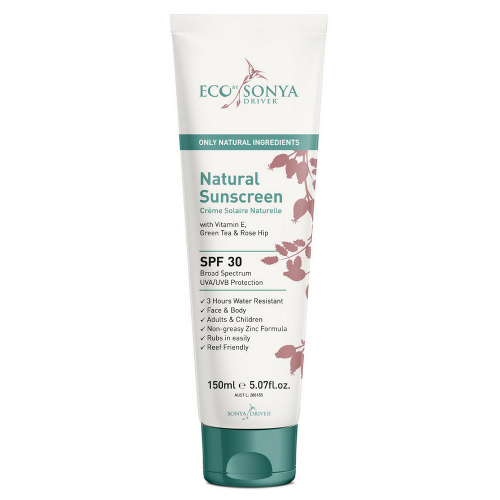 Eco Tan Natural Rose Hip Sunscreen SPF30