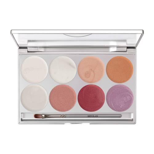 Kryolan Illusion Cream Palette - 8 Colours by Kryolan