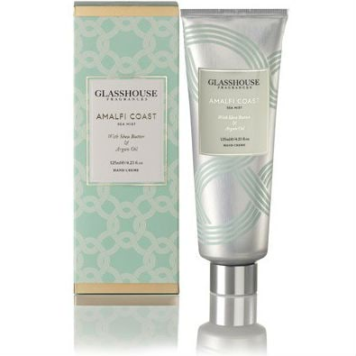 Glasshouse Amalfi Coast Hand Creme - Sea Mist  by Glasshouse Fragrances