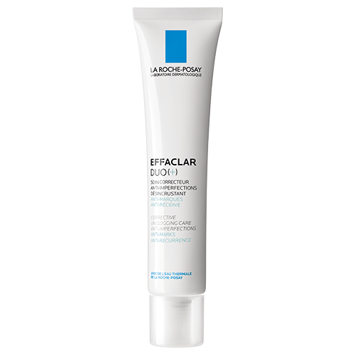 La Roche-Posay Effaclar Duo: Corrective and Unclogging Care by La Roche-Posay