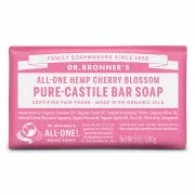 Dr. Bronner Castile Bar Soap - Cherry Blossom by Dr Bronner-s