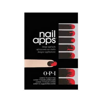 OPI Nail Apps - Inferno by OPI color Inferno