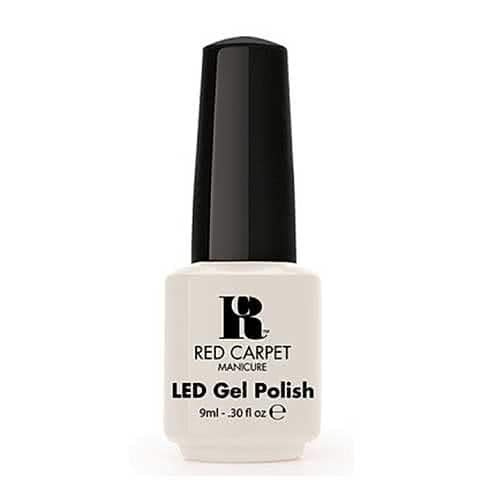 Red Carpet Manicure Gel Polish - White Hot by Red Carpet Manicure