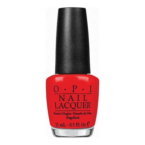 OPI Nail Lacquer - Hong Kong Collection, Red My Fortune Cookie by OPI