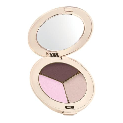 Jane Iredale PurePressed Eye Shadows: Triple - Pink Bliss (Part Shimmer) by jane iredale