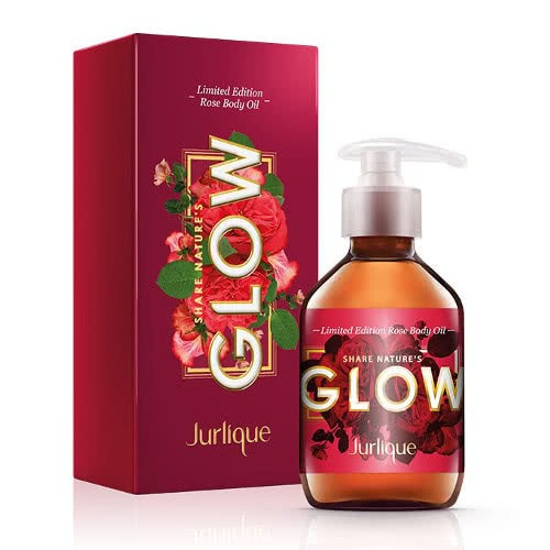 Jurlique Rose Body Oil - Limited Edition - 200ml by Jurlique