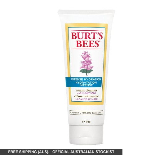 Burt's Bees Intense Hydration Cream Cleanser by Burts Bees