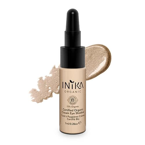 Inika Certified Organic Liquid Eye Shadow - Limited Edition-Champagne by Inika