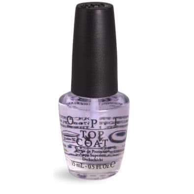 OPI Top Coat 15ml 50% Off Super Deal