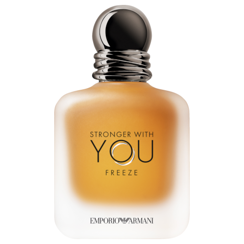 Giorgio Armani Emporio Armani Stronger With You Freeze Eau de Toilette 50ml by Giorgio Armani