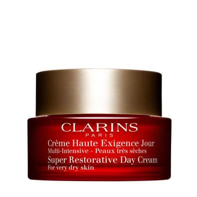 Clarins Super Restorative Day Cream for Dry Skin