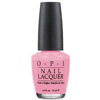 OPI Nail Lacquer - Pink-ing Of You (Sheer) by OPI