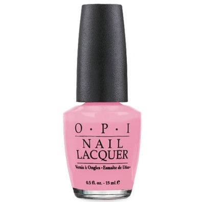 OPI Nail Lacquer - Pink-ing Of You (Sheer) by OPI color Pink-ing Of You (Sheer)