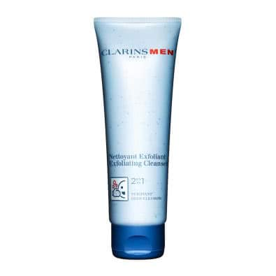 ClarinsMen Exfoliating Cleanser 2 in 1