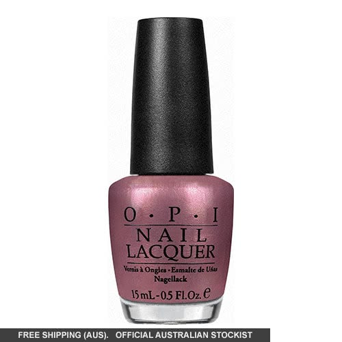 OPI Nail Lacquer - Hong Kong Collection, Meet Me On The Star Ferry (Shimmer) by OPI color Meet Me On The Star Ferry (Shimmer)