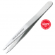Tweezerman Slant Tweezer - Stainless Steel by Tweezerman