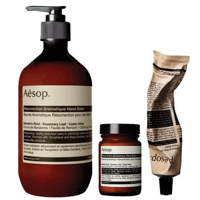 Aesop Resurrection Aromatique Hand Balm by Aesop