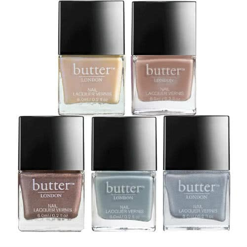 butter LONDON The Fash Pack - Neutrals  by butter LONDON