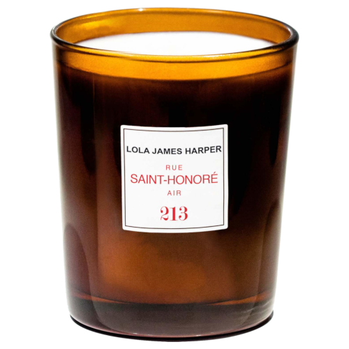 Lola James Harper #213 Rue Saint Honore Candle 190gm by Lola James Harper