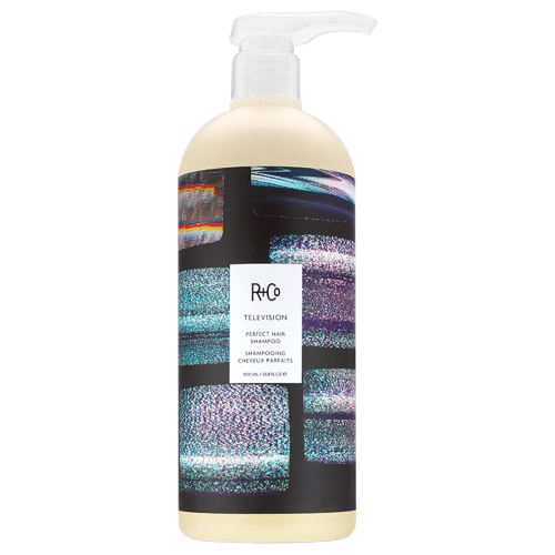 R+Co Television Perfect Hair Shampoo 1 Litre by R+Co