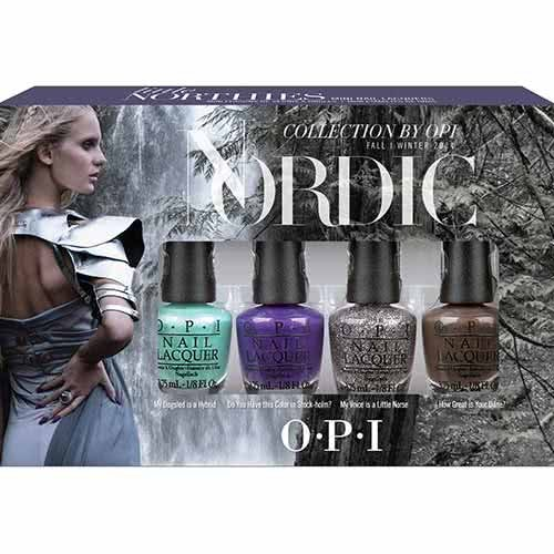 OPI Nordic Collection Minis - Little Northies by OPI