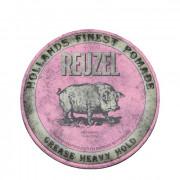 Reuzel Pink Pig Grease - Heavy Hold